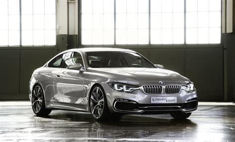 future bmw 3 series bmw 4 series coupe concept revealed photos 1 of 18