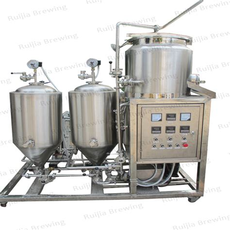 craft equipment 50l 100l micro home brewing jinan