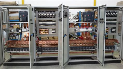 electrical panels for industrial projects panel line factory