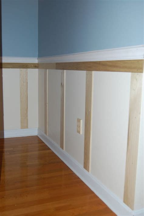 Easy Wainscoting Diy diy waisncoting diy molding trim wainscoting