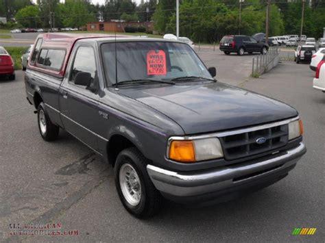 ford opal 1993 ford ranger xlt regular cab in opal grey metallic