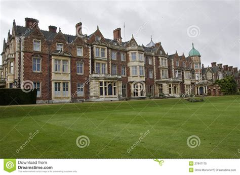 sandringham estate in norfolk sandringham estate stock image image of english