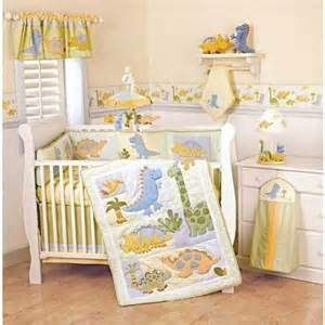 Dinosaur Crib Bedding Nursery Dinosaur Bedding Nursery Decor Home Playrooms Baby Nurseries