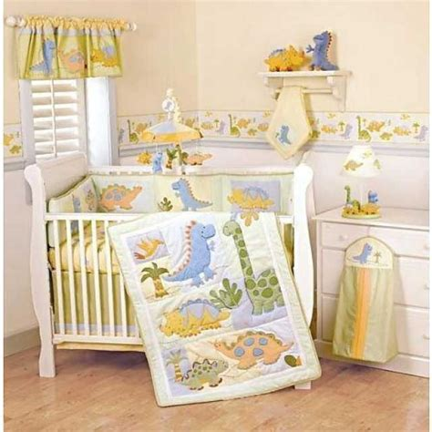 Baby Dinosaur Crib Bedding Dinosaur Crib Bedding Dinosaurs Pictures And Facts