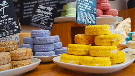 Lush Fresh Handmade Cosmetics - being vegan lush fresh handmade cosmetics