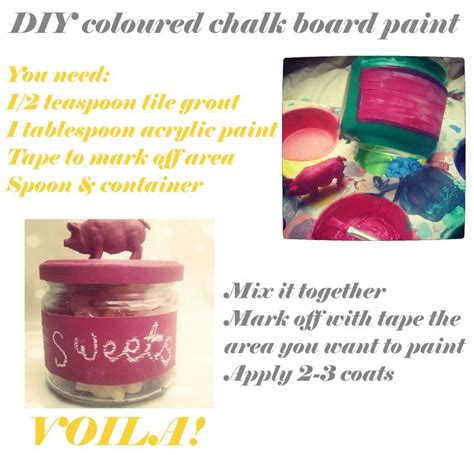 colored chalkboard paint best 25 chalkboard paint ideas on