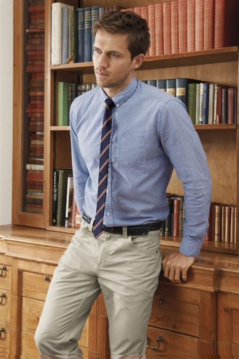 pattern shirt business casual shirt tie and khakis business casual pinterest