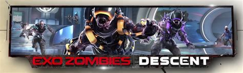 exo zombies descent map cod aw dlc reckoning f 252 r pc und ps4 am 3 september