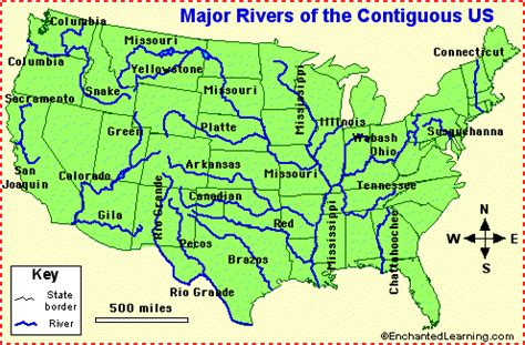 us map with arkansas river mapa dos rios nos estados unidos da am 233 rica mapa rios eua