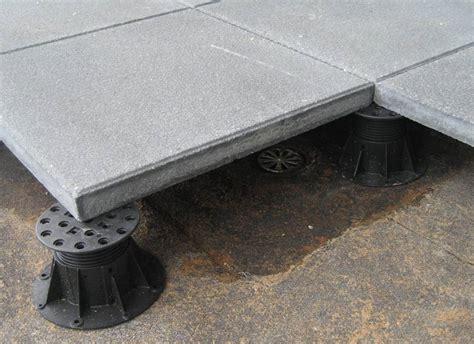 Concrete Paver Pedestal System thompson concrete paver deck 171 home building in vancouver
