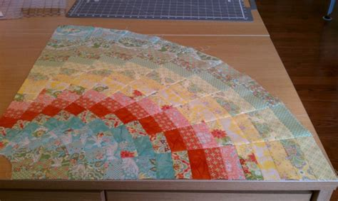 Circular Quilt Patterns by You To See Bargello Quilt By Crwhenderson