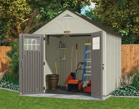Suncast Shed Manual by Tremont 8x16 Shed Kit Resin Storage Shed By Suncast