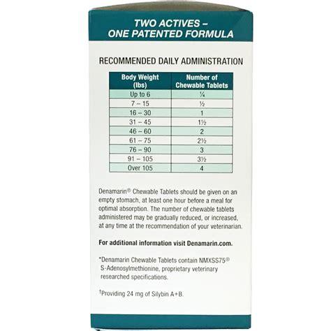 denamarin for dogs denamarin 225 mg for dogs 75 tabs