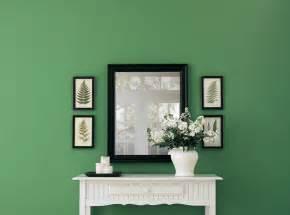 fresh pick green color room scenes