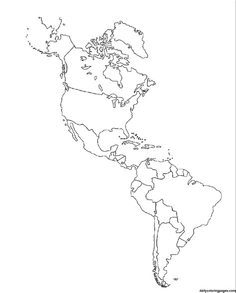 us map blackline printable united states map coloring page
