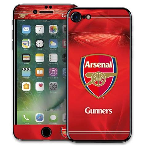 Arsenal Iphone 7 arsenal iphone 7 skin the official merchandise store