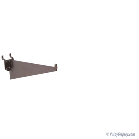 pegboard shelf bracket 6 quot gondola hardware