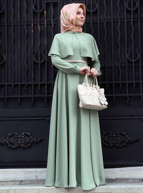 Kaftan Satin Ceruti Anak Krem sade 2015 pelerinli tesett 252 r abiye modelleri tesett 252 r elbise robe and fashion