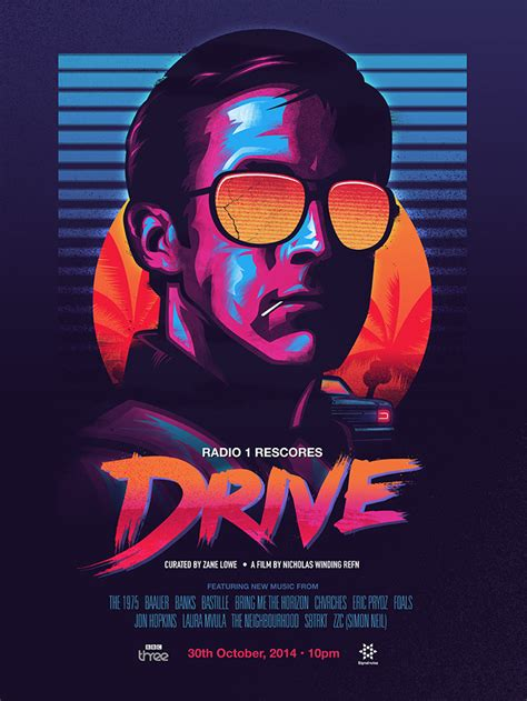 drive poster drive archives home of the alternative movie poster amp