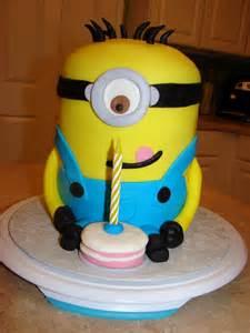 minions kuchen ipsy bipsy bake shop minion cake