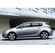 2010 Opel Astra 2 At First Pictures Of New