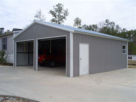 Portable Enclosed Carport Myhandihouse Enclosed Garages