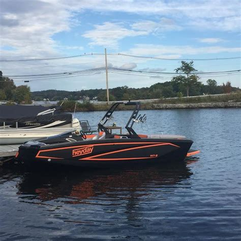 heyday boat cover 2017 heyday new leftover loaded for sale in lake hopatcong