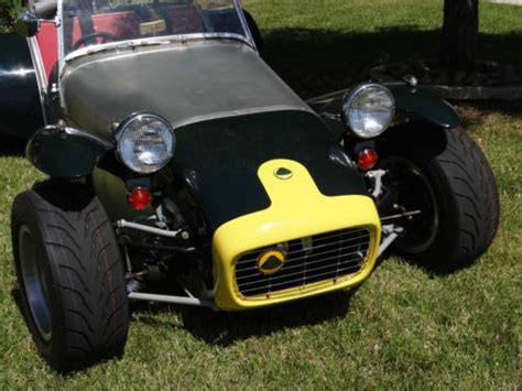 buy new 1962 lotus 7 seven not a replica in hickory