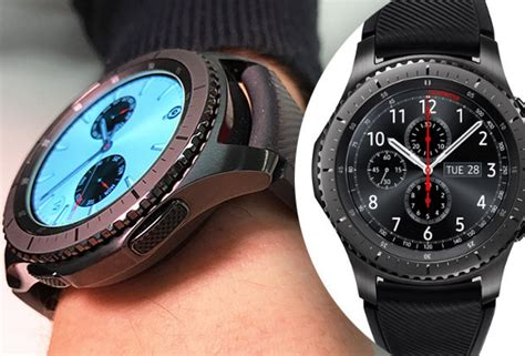 Samsung Frontier Smartwatch samsung gear s3 frontier review a smartwatch built for