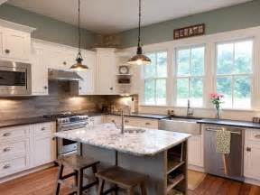 Wood Kitchen Backsplash 11 Easy Crafts Using Everyday Items Hgtv S Decorating