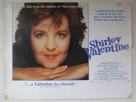 shirley valentines the poster company