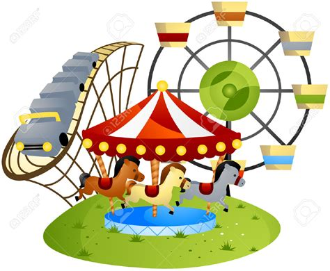 theme park clipart amusement park clipart clipartfox cliparting com
