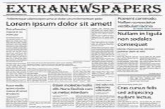 Wonderful Free Templates To Create Newspapers For Your Class Educational Technology And Mobile Microsoft Newspaper Template