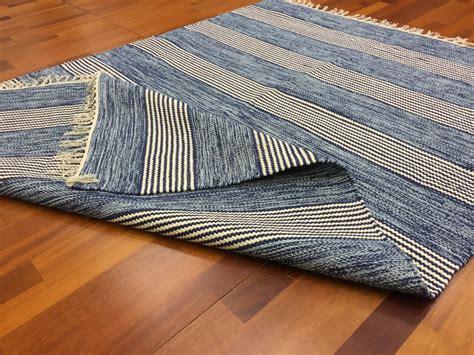 blue rag rug rag rugs juni blue rag rug blue