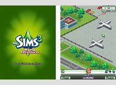 Sims 3 – World Adventures J2me Games