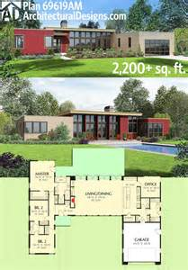 modern home plan best 25 modern house plans ideas on modern