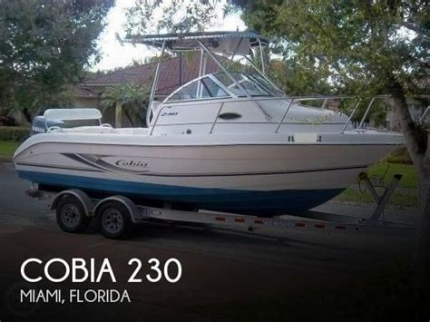cobia boats for sale in texas used 2004 cobia 312 sport cruiser for sale in newport