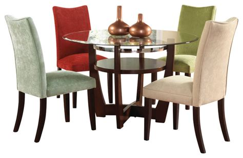standard furniture la jolla 4 parson s chairs set of 4