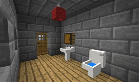 minecraft bathroom furniture 1 2 5 jammy furniture minecraft