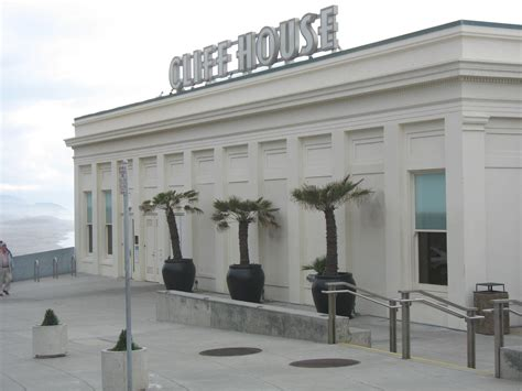the cliff house san francisco a history the cliff house