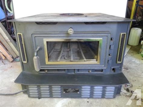 Appalachian Stove Model 28 Wood Stove/Fireplace Insert for