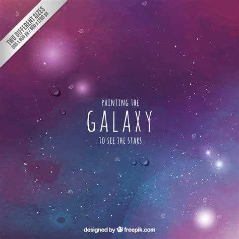 imagenes reflexivas en hd pintado a mano fondo de la galaxia descargar vectores