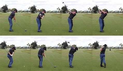 rory mcilroy iron swing sequence transform your swing transform your game