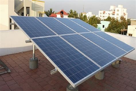 2kw Solar Panel Price With Subsidy by 1kw Solar Panel Price In India Anp Solar