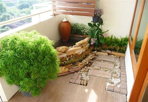 Layout Apartment by How To Make A Japanese Balcony Garden Balcony Garden Web