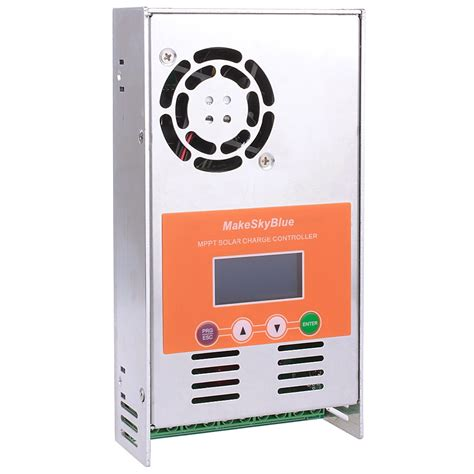 Mppt Solar Charged Controller Scc Makeskyblue 40a 12v 24v 36v 48v aliexpress buy makeskyblue 60a mppt solar charge controller regulator for 12v 24v 36v
