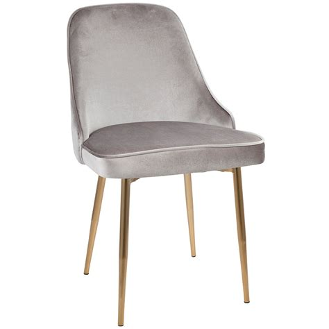 Gold Dining Chairs Modern Side Chairs Malta Silver Gold Dining Chair Eurway