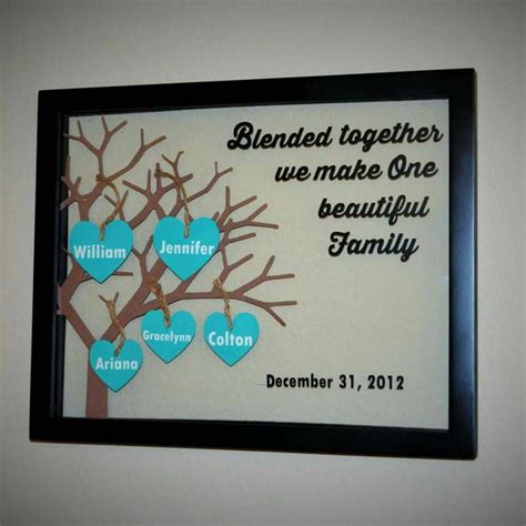 Wedding Quotes Joining Families by 25 Best Ideas About Floating Frame On Vinyl