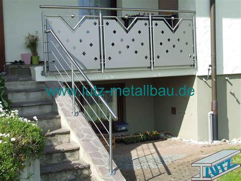 balkongeländer stahl lutz stahl und metallbau balkongel 228 nder