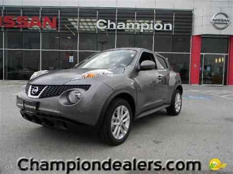 2012 gun metallic nissan juke sv 57873388 gtcarlot car color galleries
